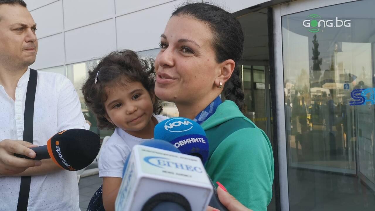 Антоанета Костадинова: Няма да мечтая за олимпийска титла
