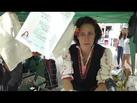 Българските мотиви най-търсени на панаира на занаятите