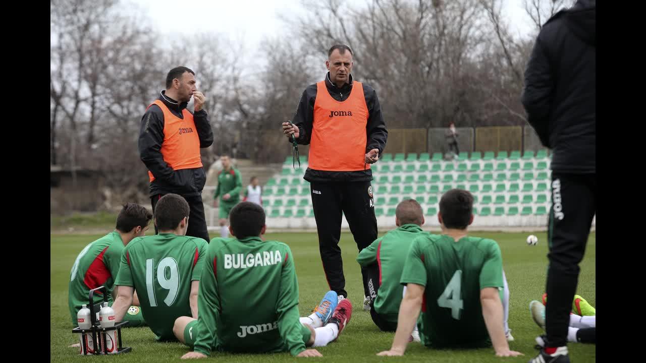 Антони Здравков за поканата за турнира в Тулон