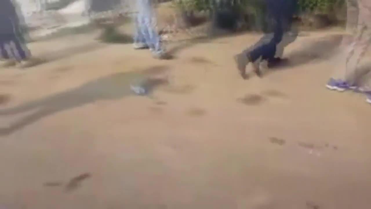 Gabon: Protesters clash with police at anti-Bongo re-election demo in Librevilla