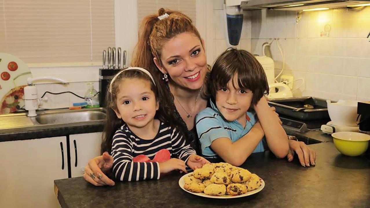 Американски бисквитки с парченца шоколад