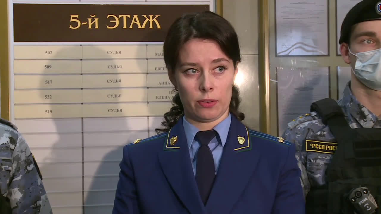 Russia: Navaly remains in prison after court rejects appeal