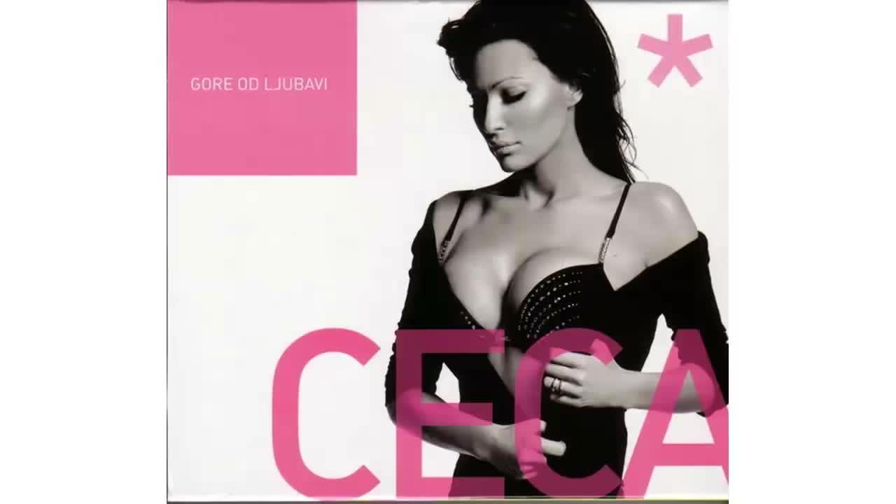 Ceca - Plan B (Lyrics)