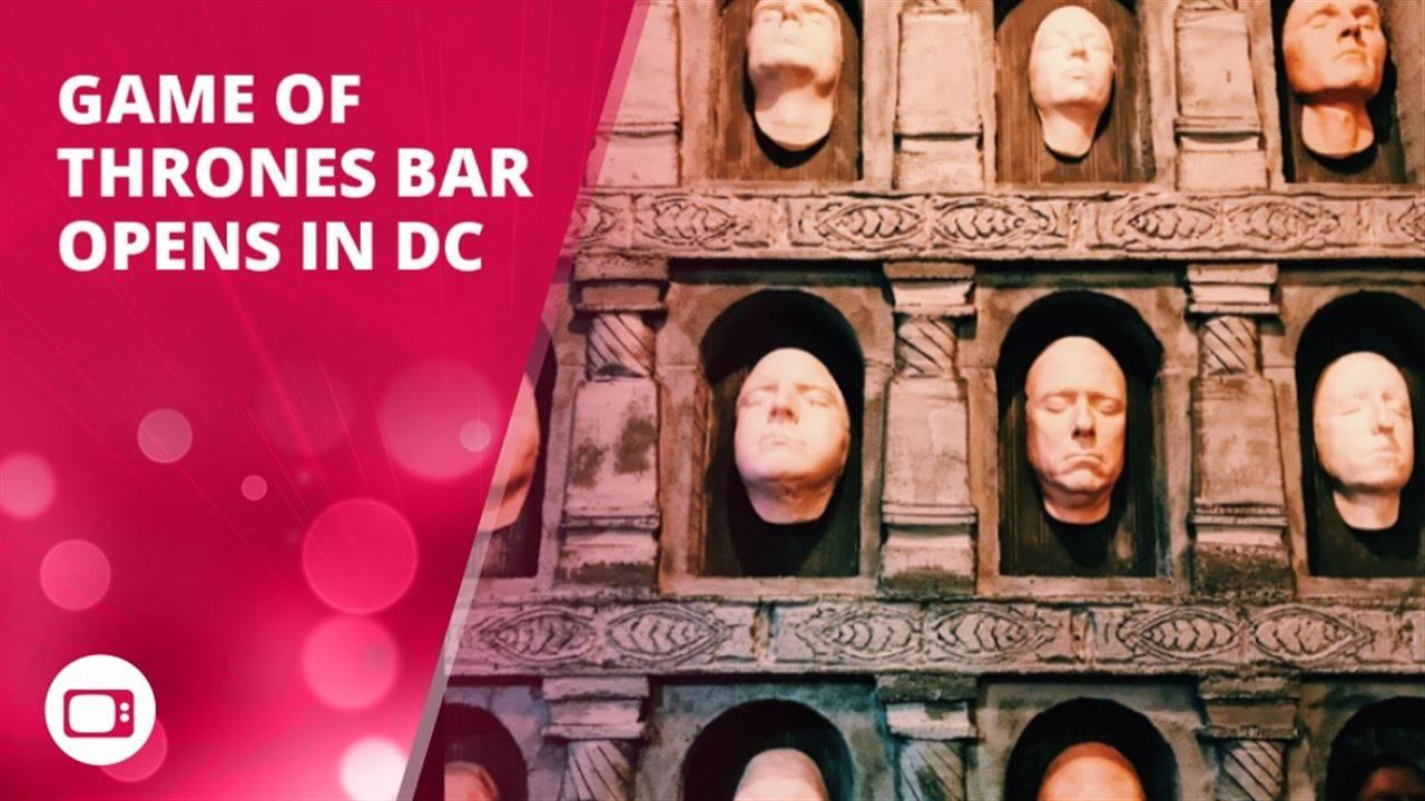 Във Вашингтон отвориха бар Game of Thrones