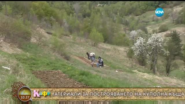 Репортер на предаването се включи в доброволческо реалити в село Гудевица