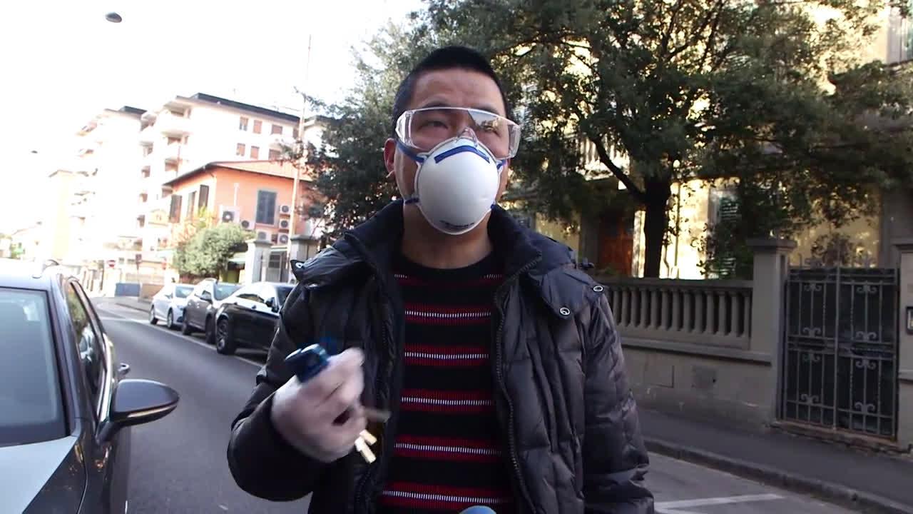 Italy: Prato residents praise Chinese community's attitude during coronavirus crisis
