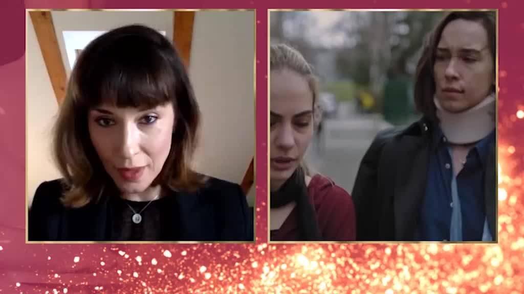 """Звездата от """"Отдел Издирване"""" Ива Михалич говори за """"Оскарите"""""""