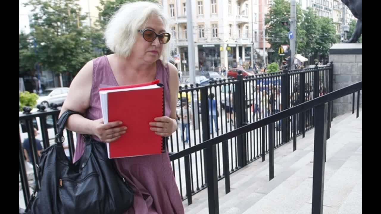 Синдикът на ЦСКА Дора Милева в очакване на търка за активите