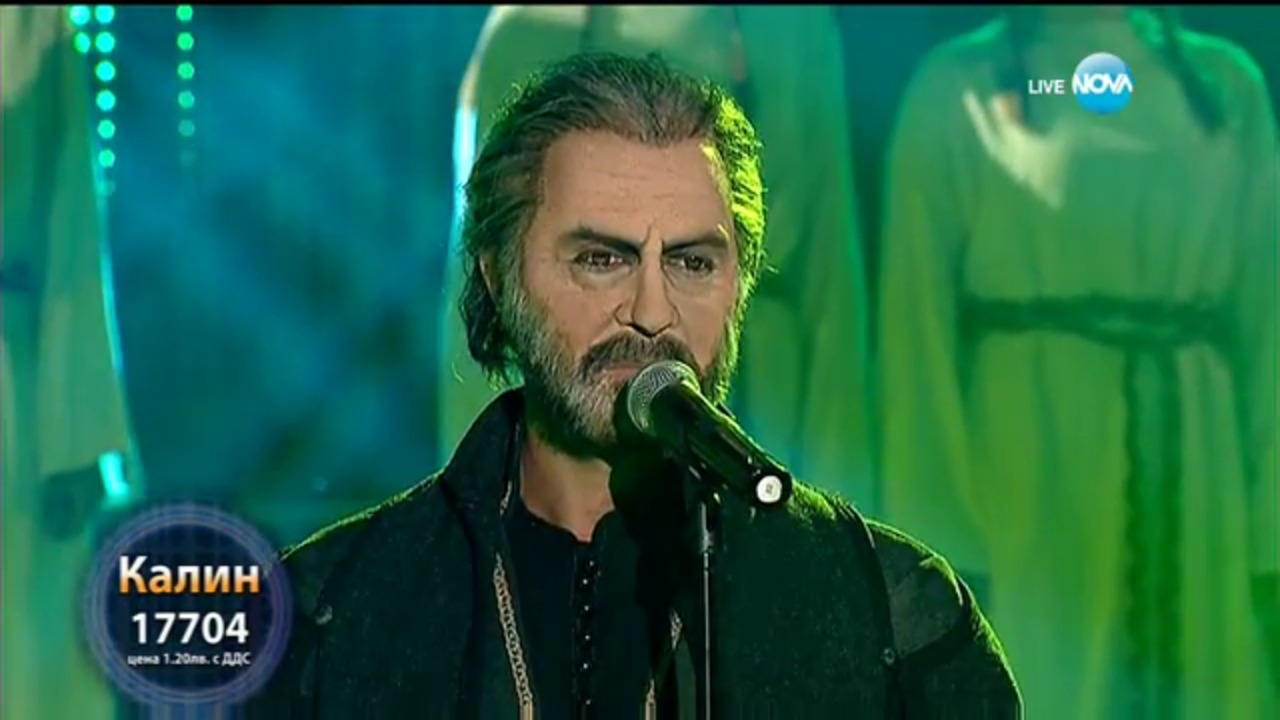 """Калин Врачански като Васил Михайлов - """"Петко льо, капитанине""""   Като две капки вода"""