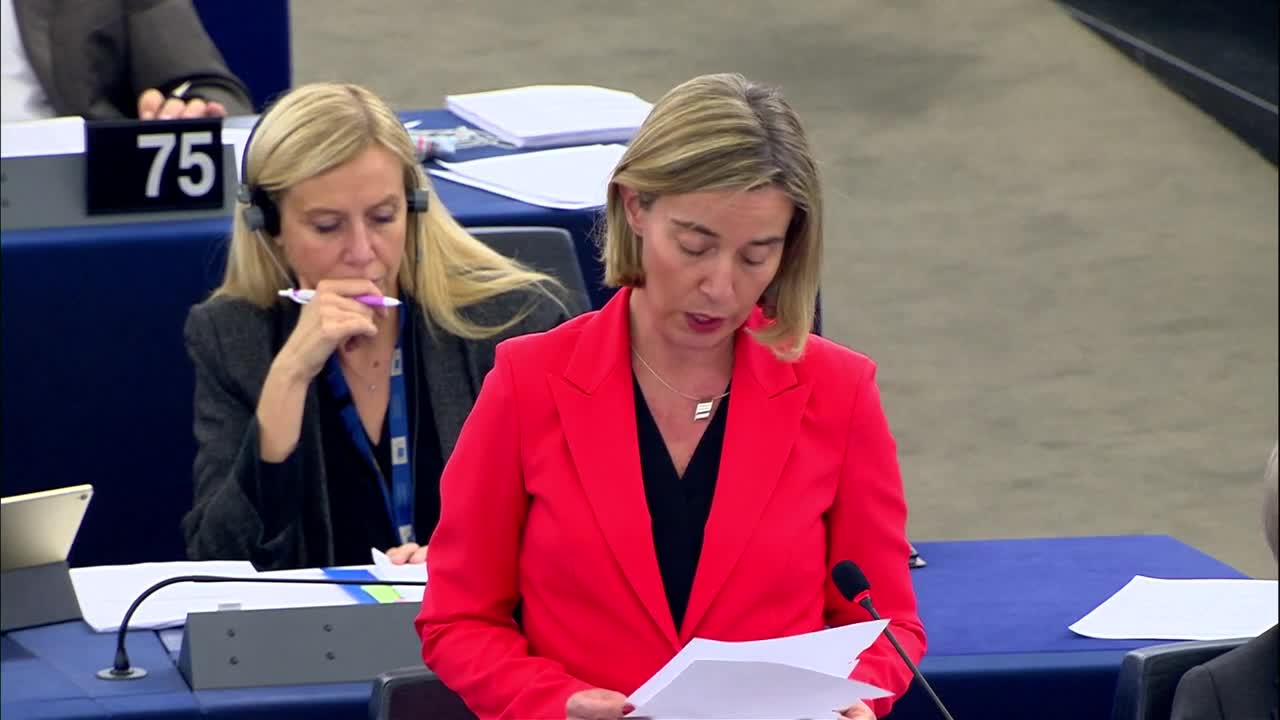 France: Mogherini fears loss of EU leverage over Turkey as relationship hits crossroads