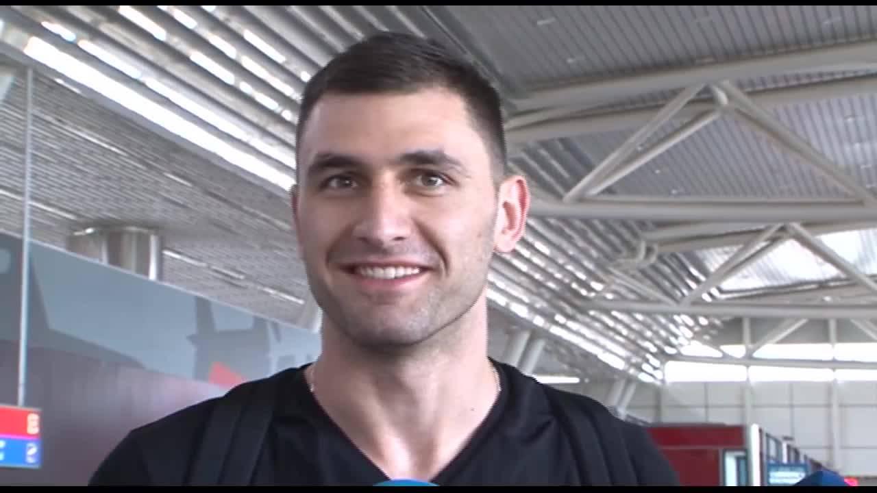 Цветан Соколов се завърна в България