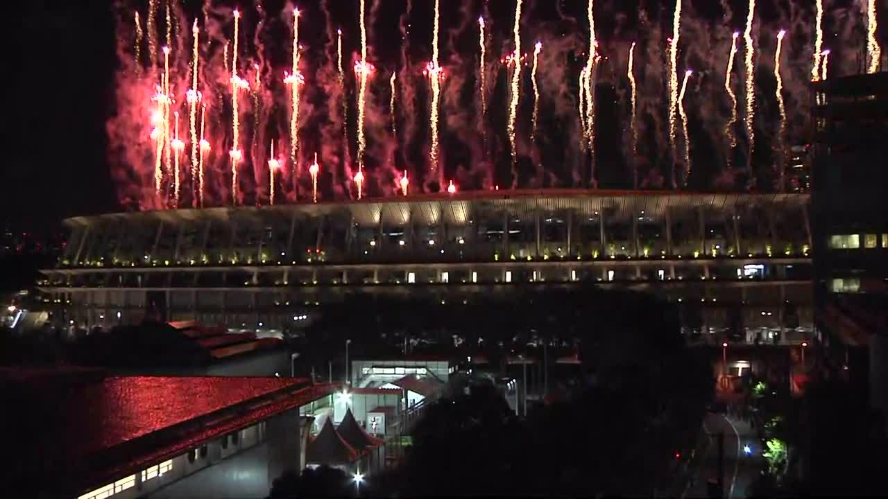 Japan: Tokyo Olympics kick off at Japan National Stadium amid protests and COVID concerns