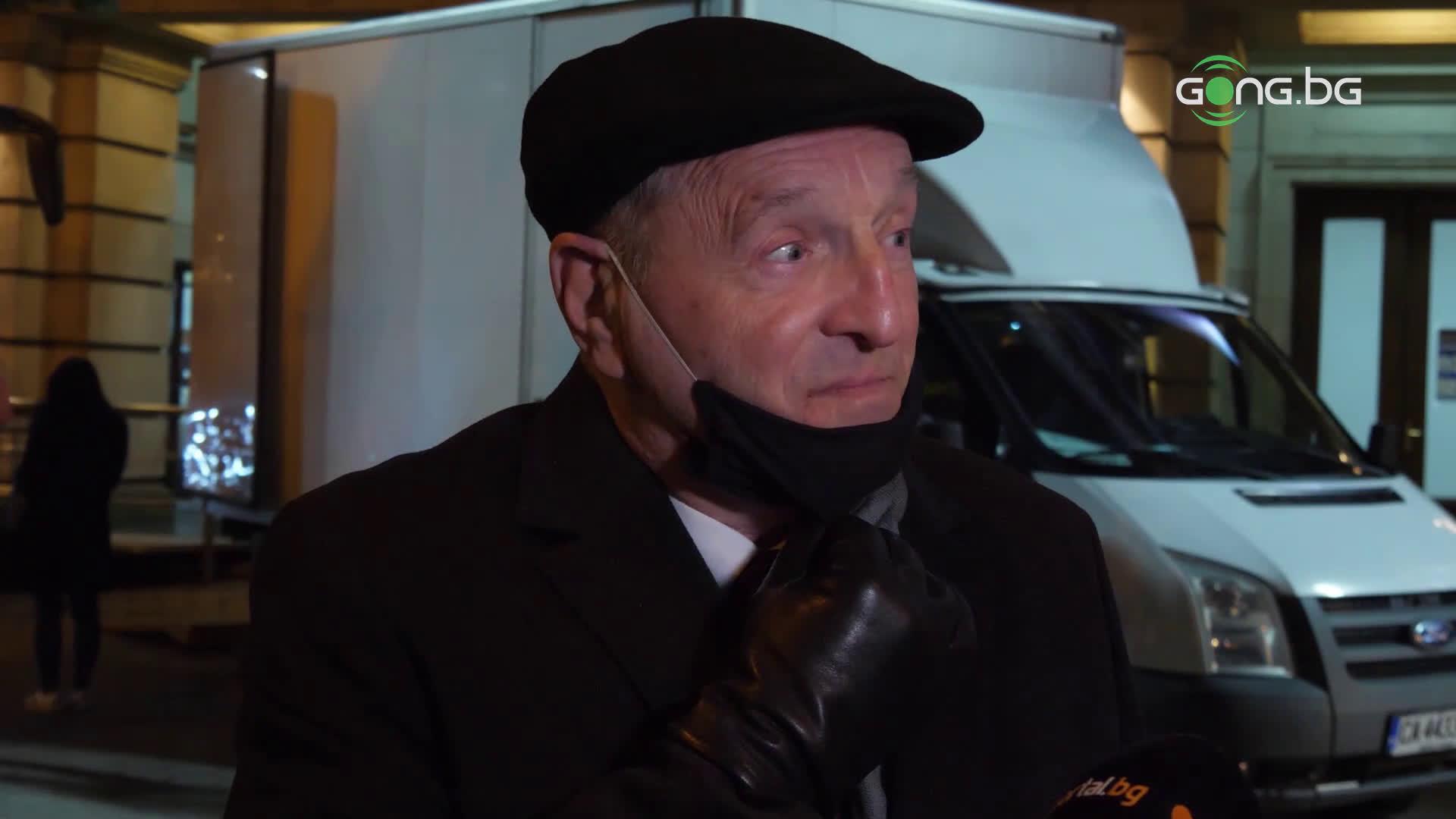 Михаил Касабов: Играхме добре, след като мачът свърши