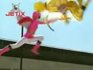 power Rangers Mystic Force Episode 9