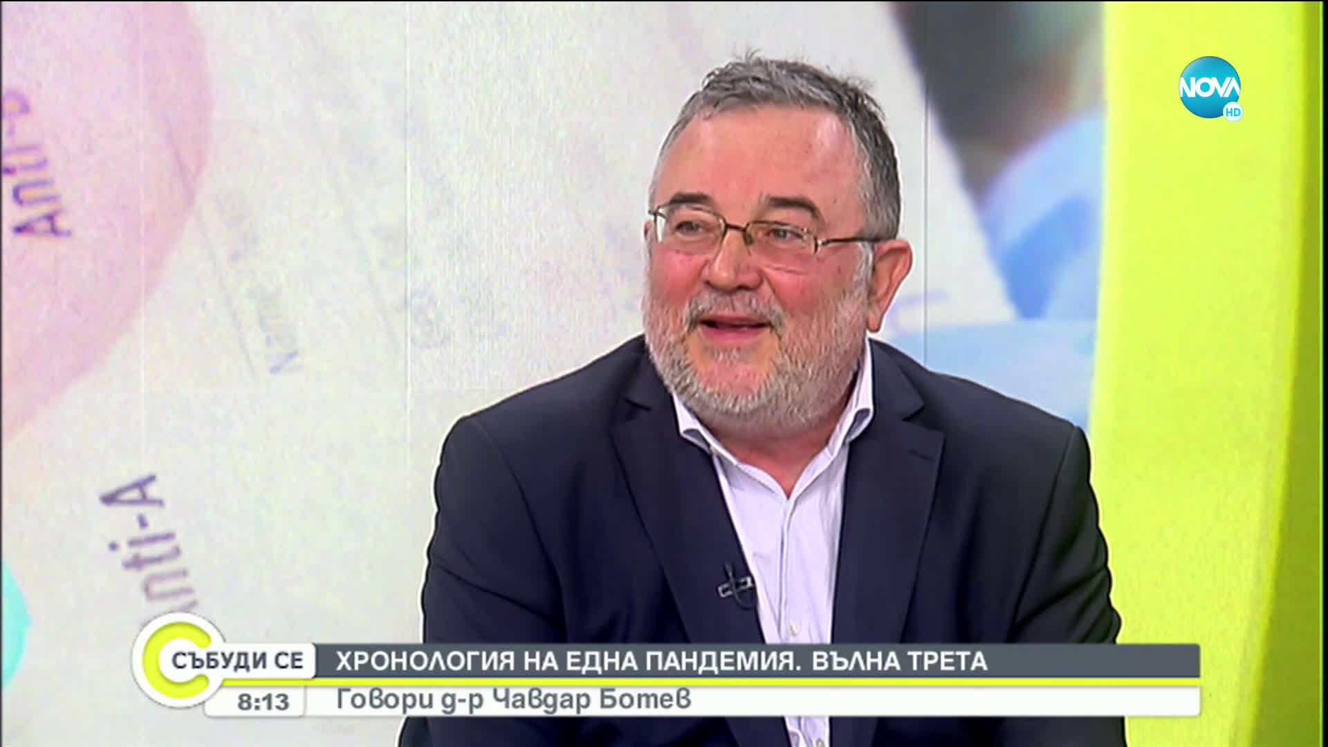 Чавдар Ботев: СЗО счита, че ивермектинът е едно от най-безопасните лекарства