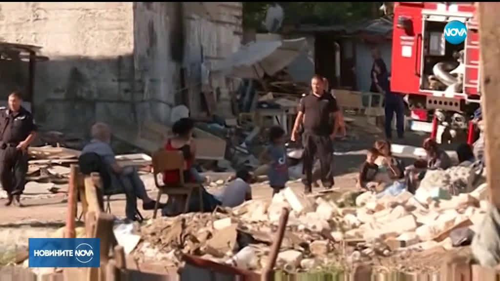 Събарят незаконни постройки в столицата