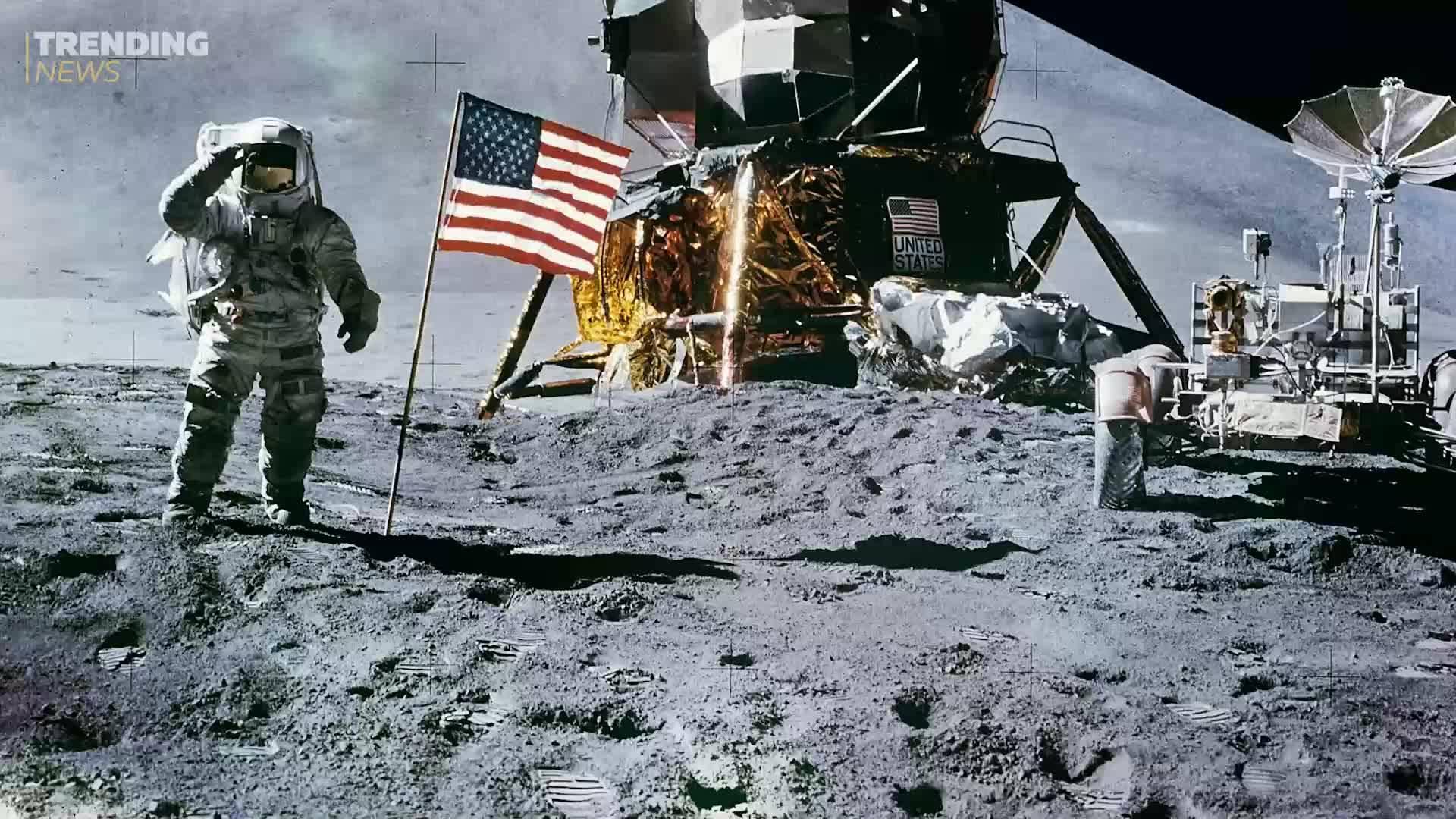 Снимките, които направиха кацането на Луната възможно