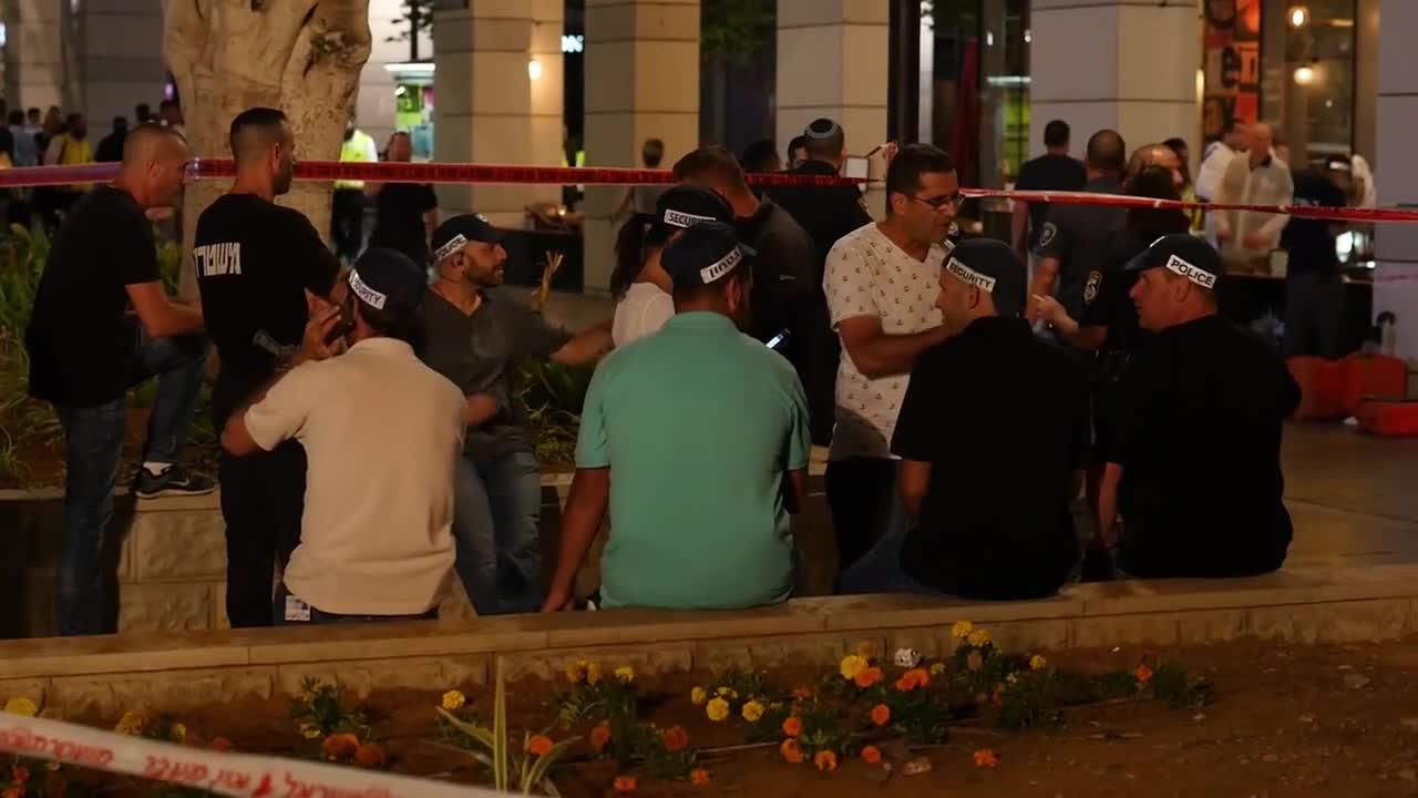 Свидетели разказват за нападението в Тел Авив