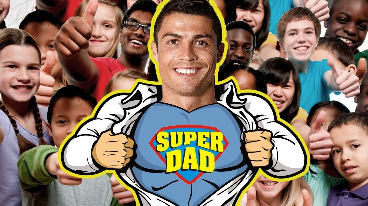 Роналдо се уреди с нови близнаци от неизвестна майка