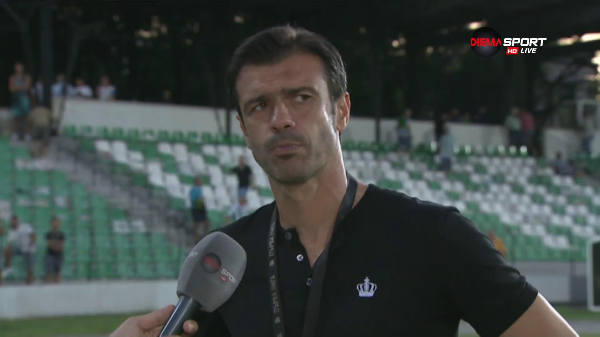 Кирилов: Взимаме си точки от сериозните отбори