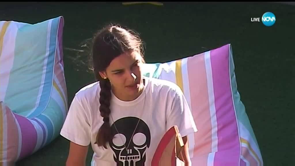 Розмари носи българското в себе си – VIP Brother 2018