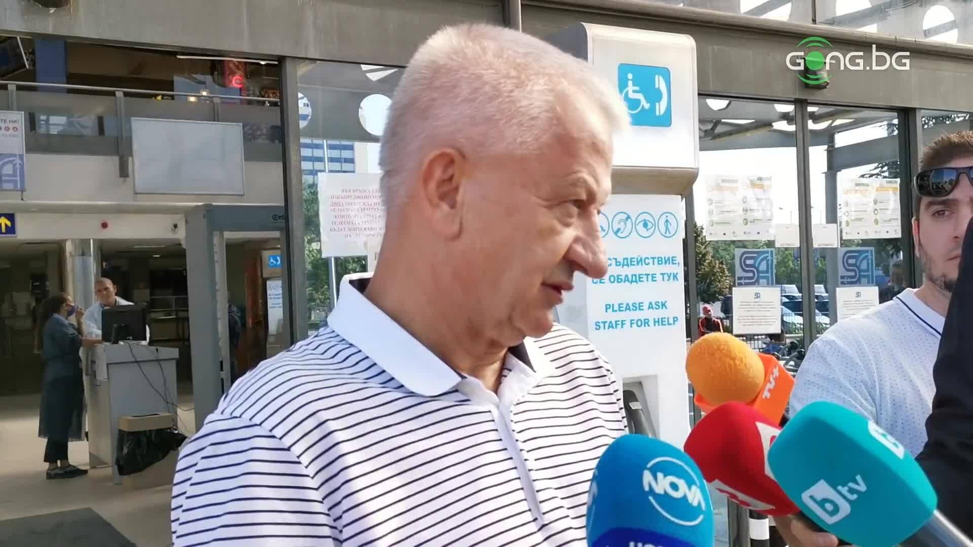 Христо Крушарски: Влакът няма спирачки