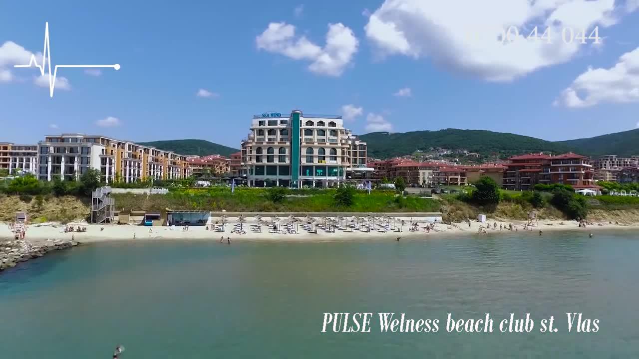 Pulse Beach Wellness Club, Свети Влас