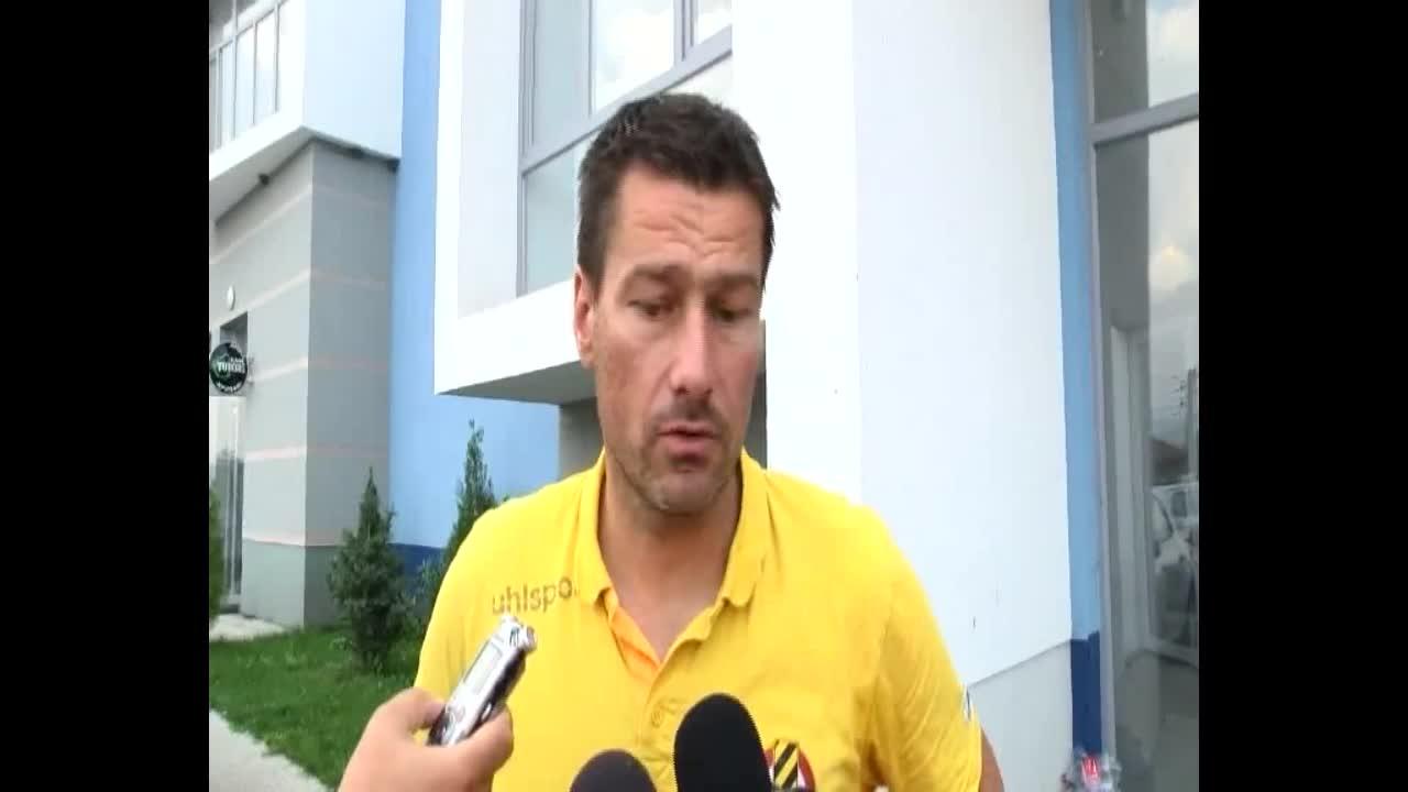 Ермин Шиляк след 4:0 над Септември Симитли