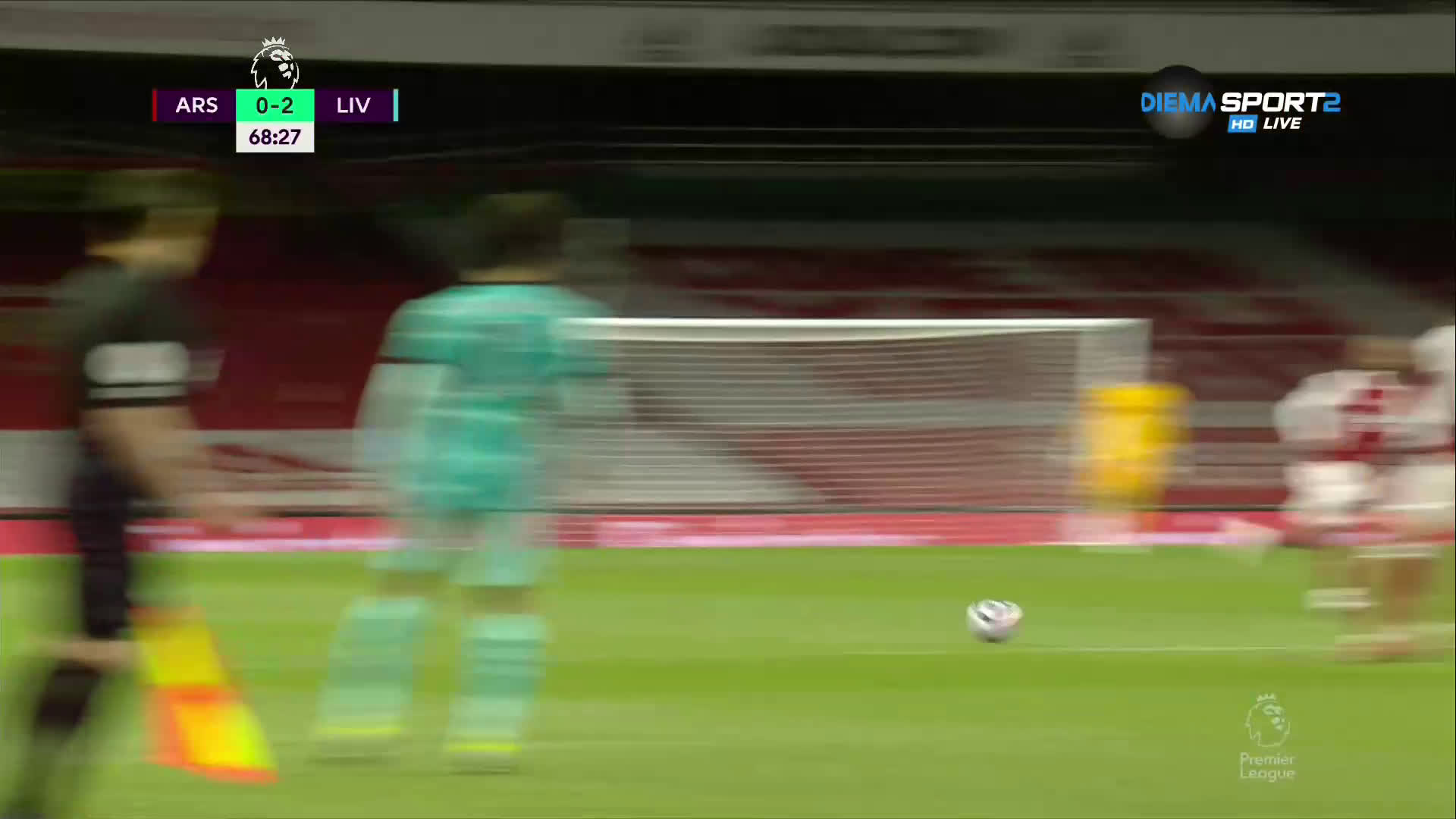 Арсенал - Ливърпул 0:2