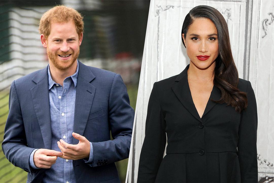 Принц Хари потвърди, че се среща с Мегън Маркъл