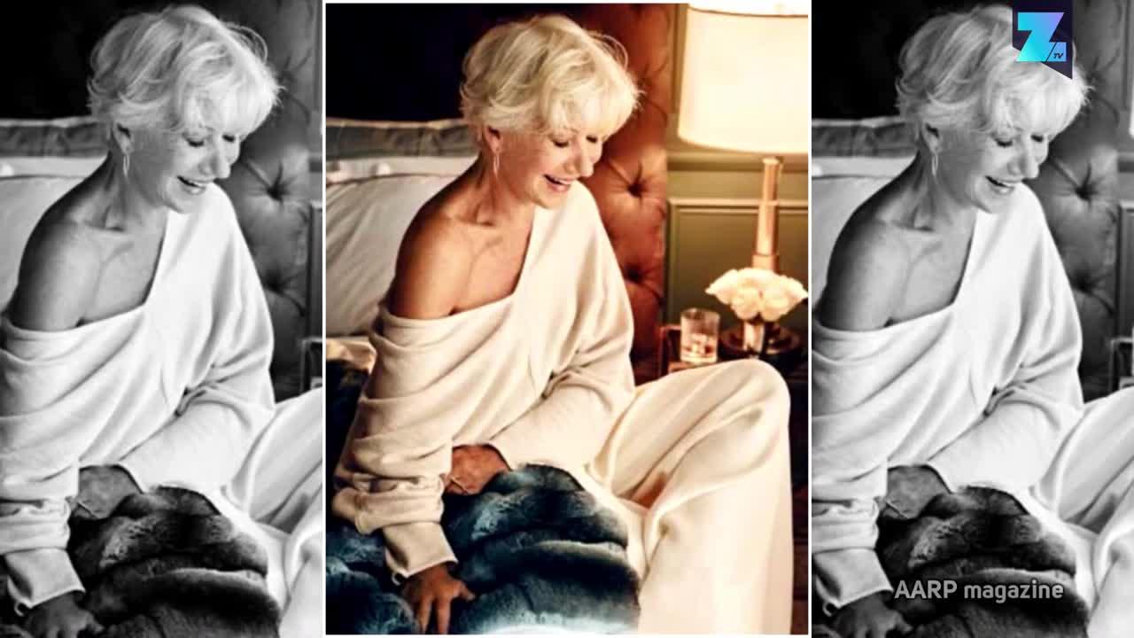 Хелън Мирън споделя най-хубавата част от това да бъдеш на 71