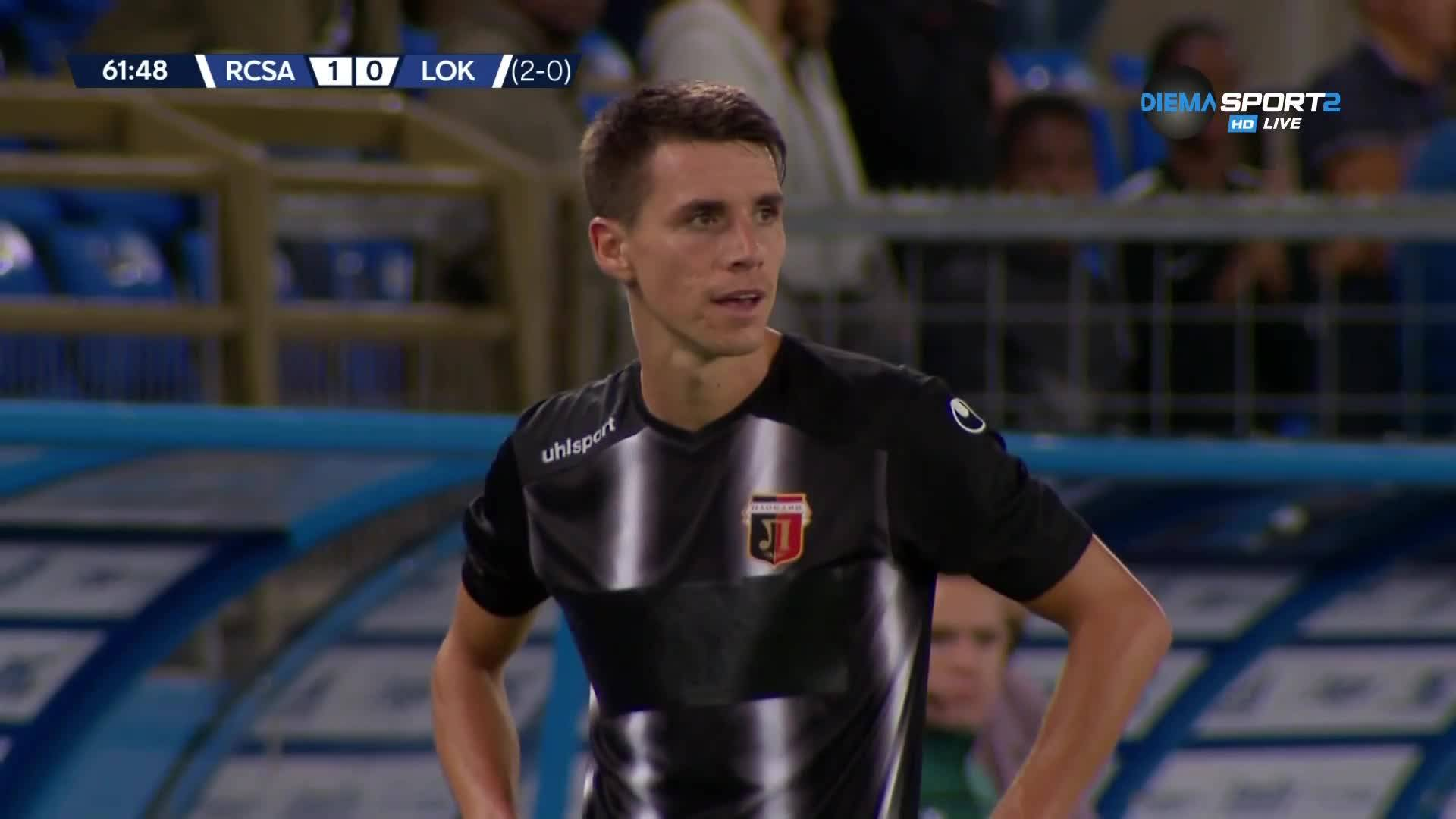 Страсбург - Локомотив Пд 1:0 /репортаж/