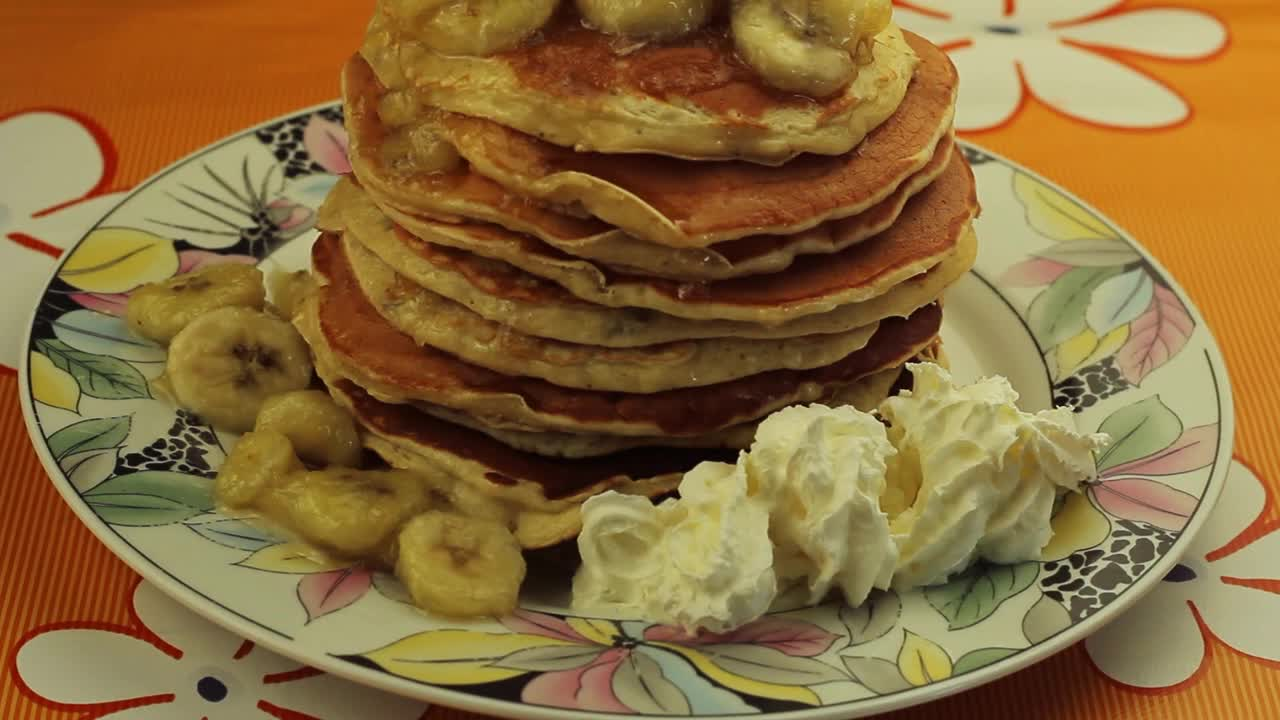 Бананови палачинки