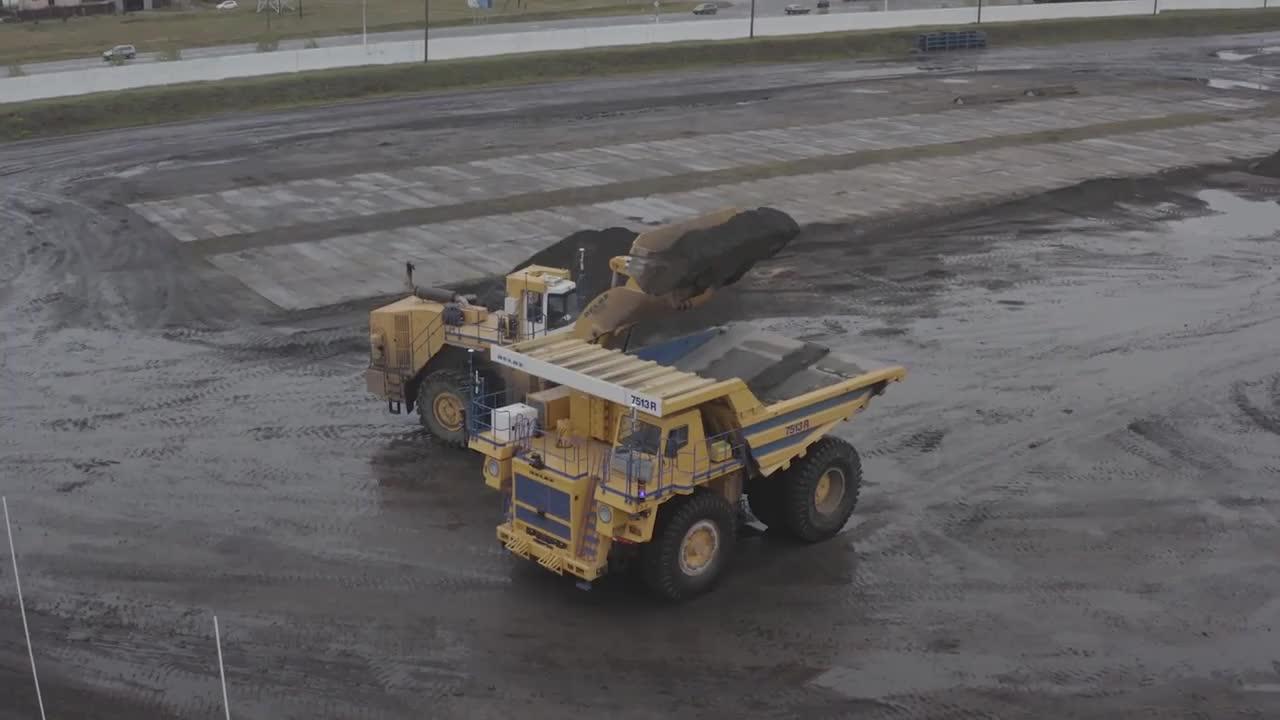 Вижте камиона, който може да се управлява дистанционно