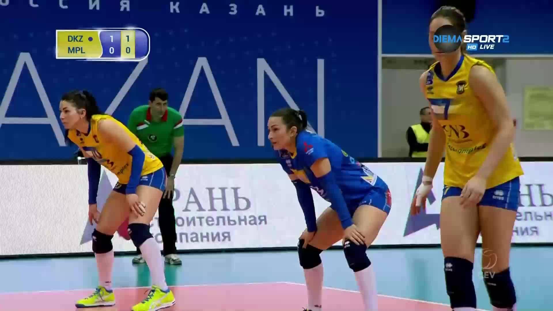 Марица изравни геймовете с Динамо