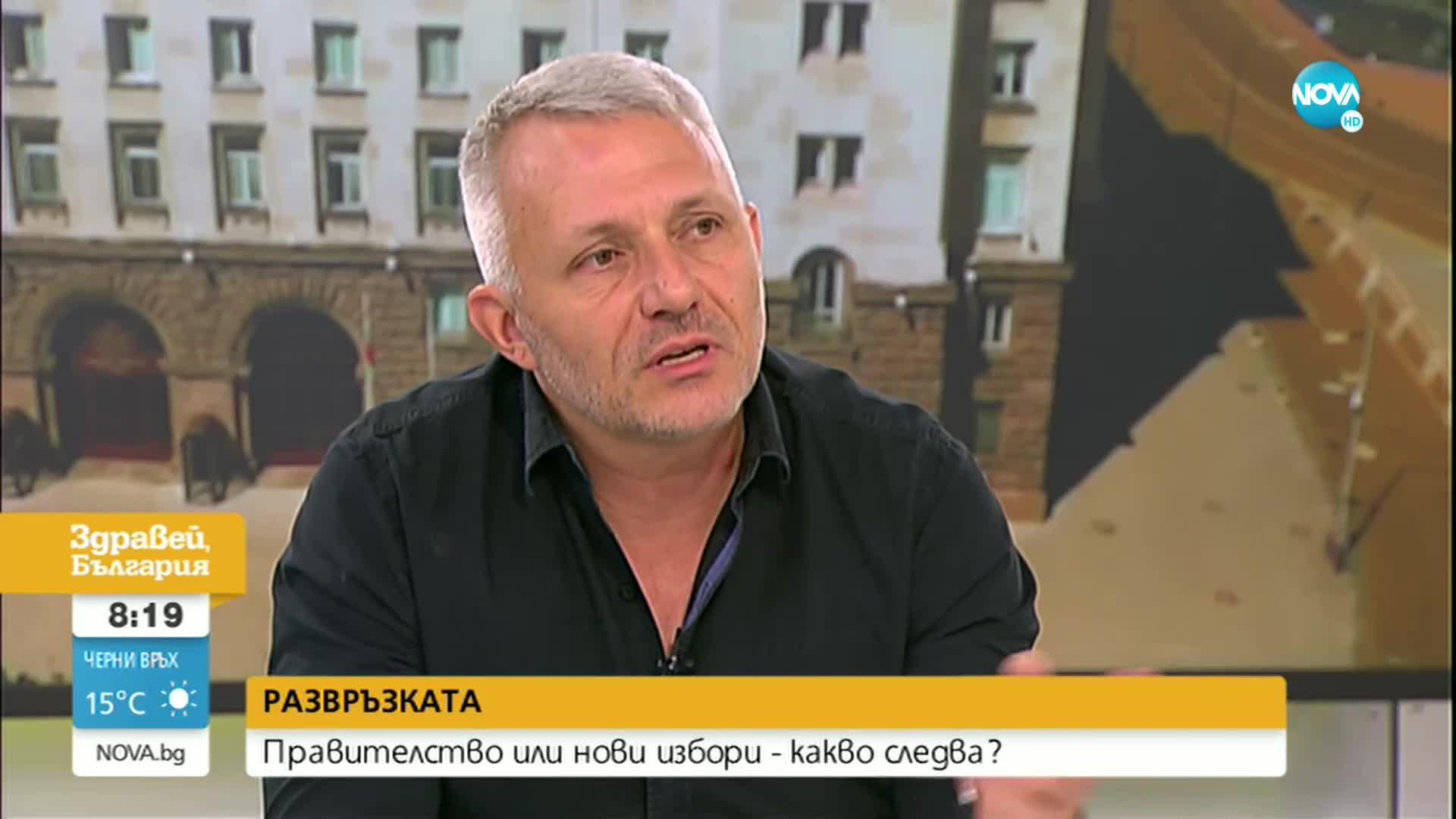 Хаджигенов: Петър Илиев сам ликвидира шансовете си
