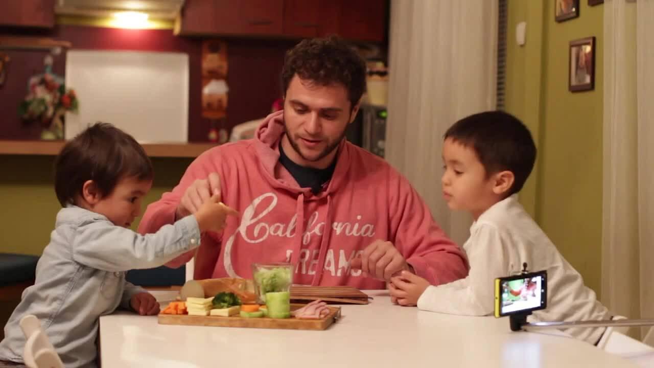 Детски сандвич - Кола