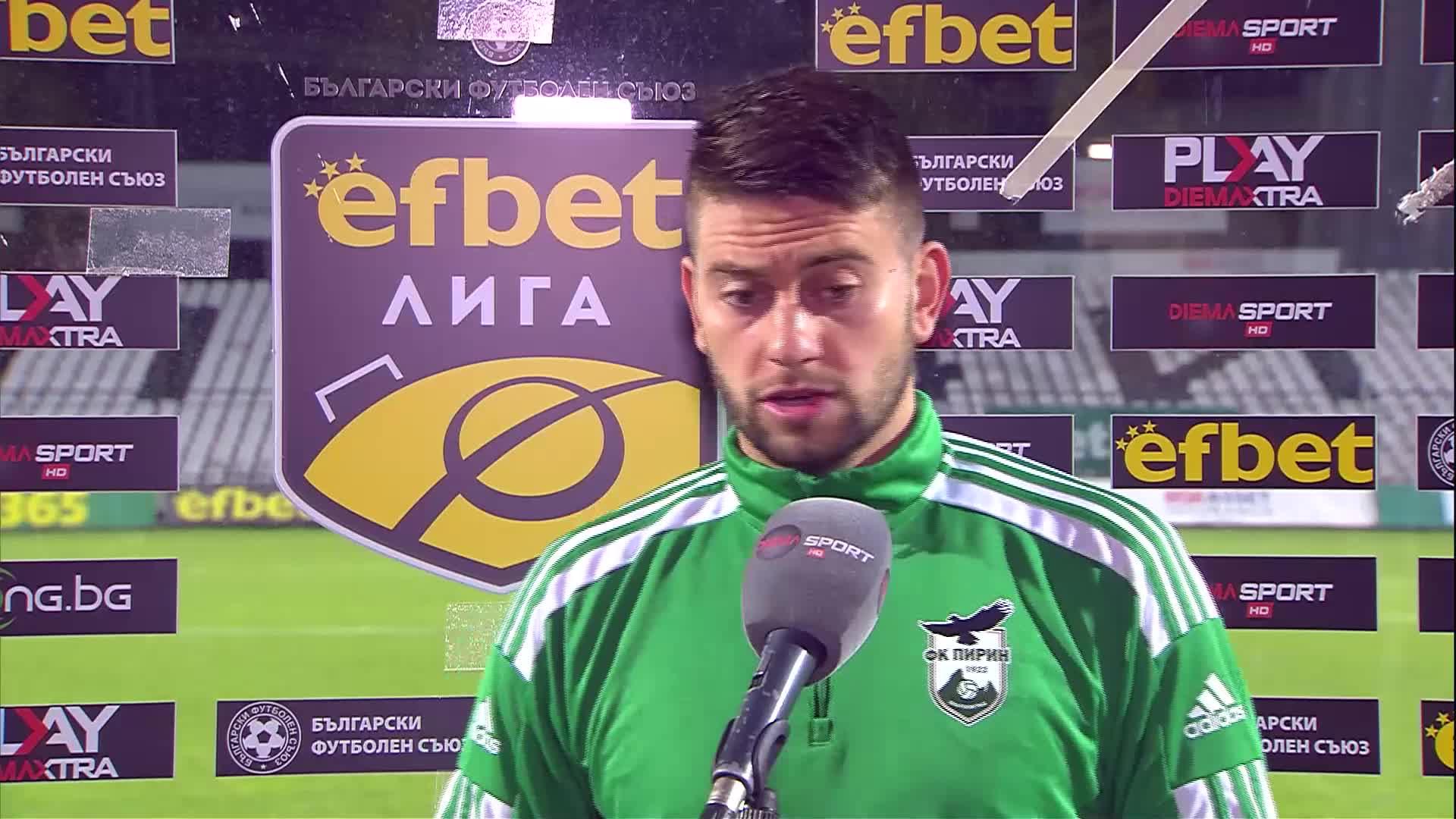 Костов: Бяхме по-добри, заслужавахме трите точки