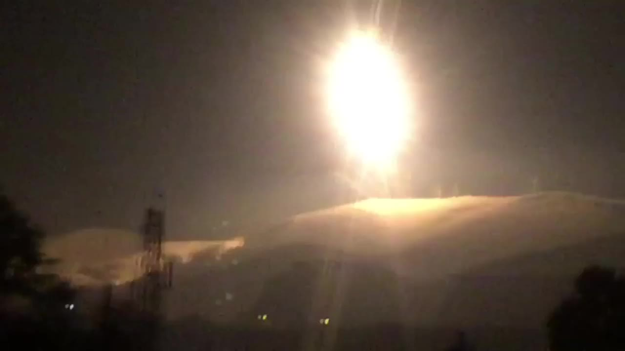 Syria: Israeli missile fire reportedly intercepted by Syrian air defence