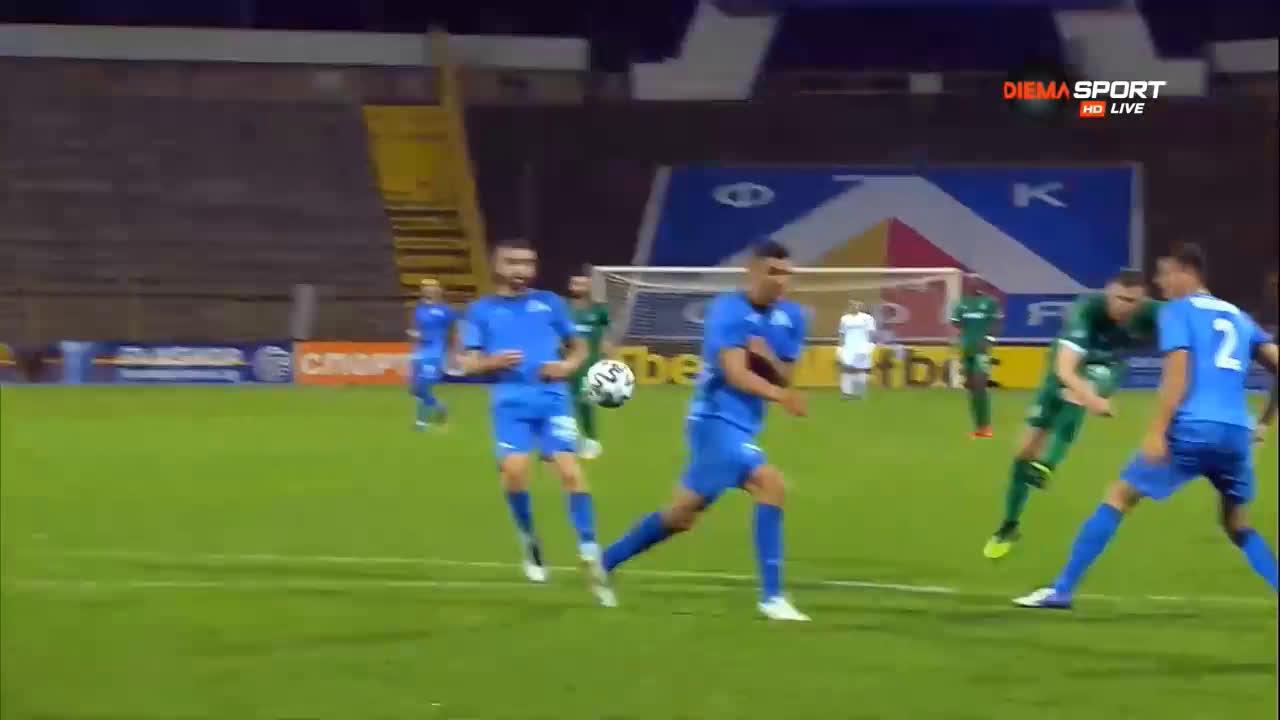 Левски - Ботев Вр 0:0 /репортаж/