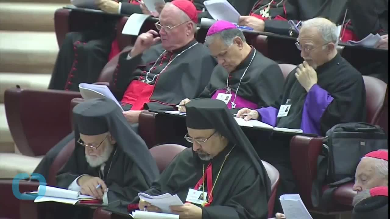 Outreach to Gay Couples not on Agenda for Vatican Meeting