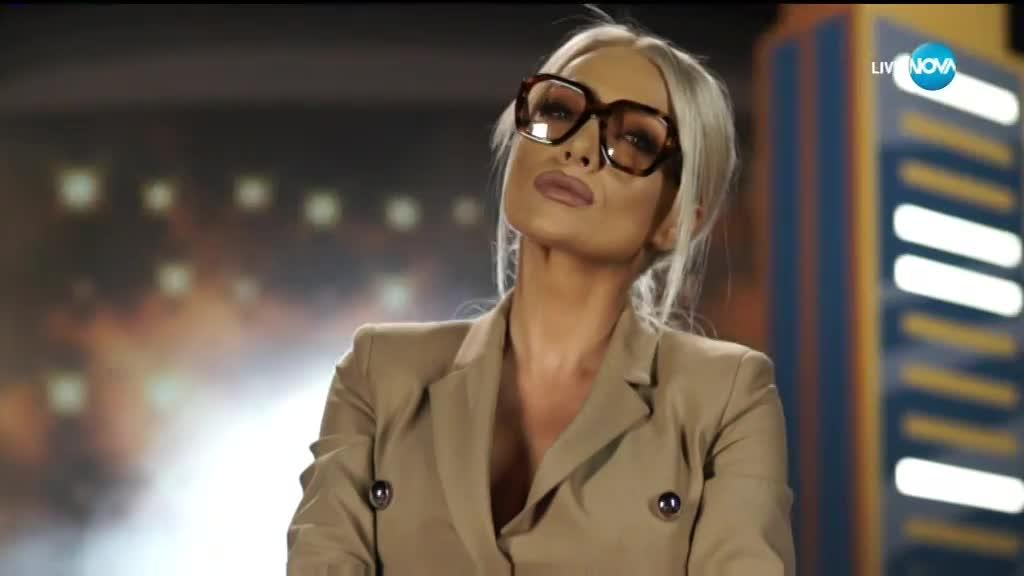 Визитка на Златка Райкова - вторият участник в Big Brother: Most Wanted