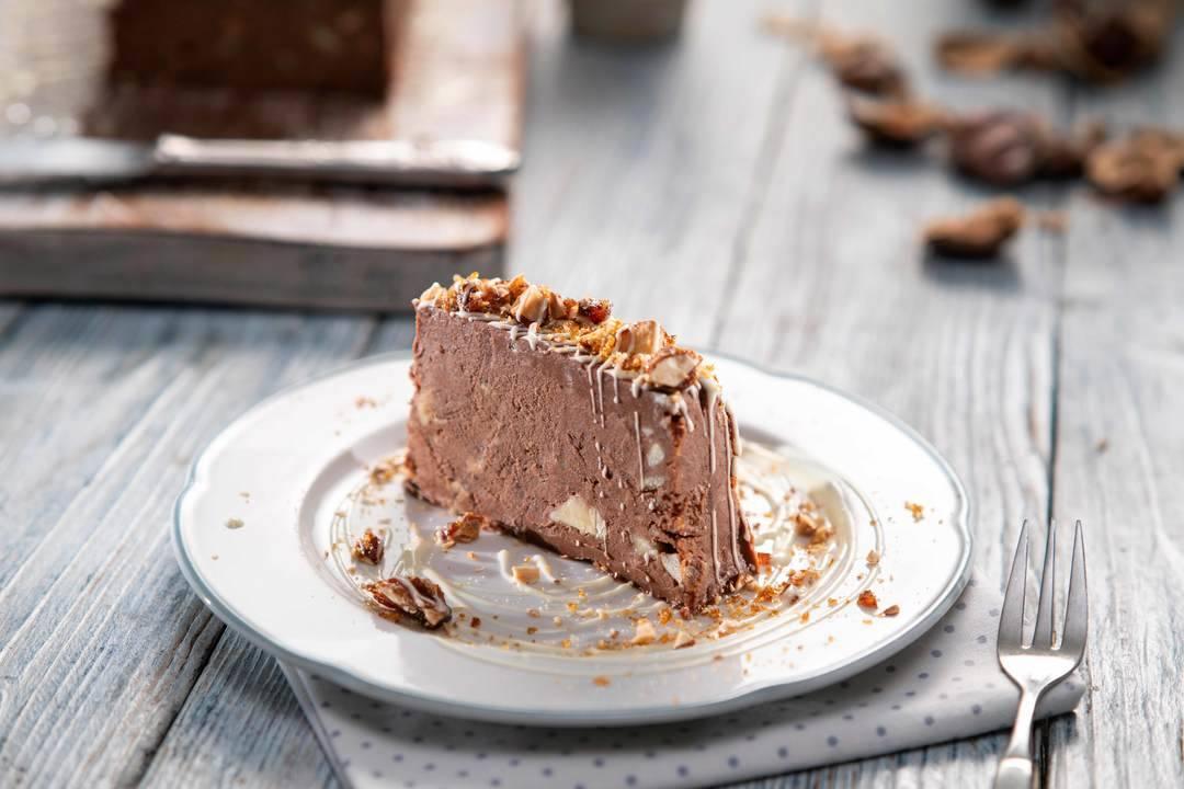 24Kitchen | Бон Апети | Шоколадов сладкиш с кестени