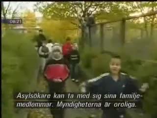 Ислямът унищожава Швеция