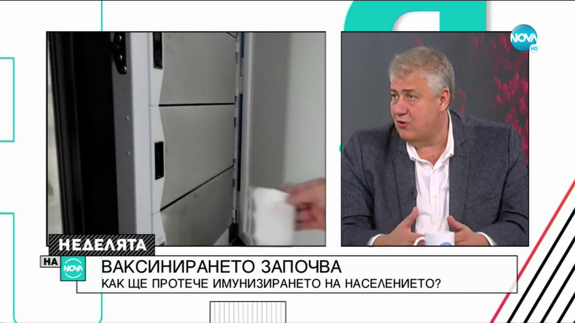 Проф. Балтов: Случващото се с ваксините срещу COVID-19 е революционно