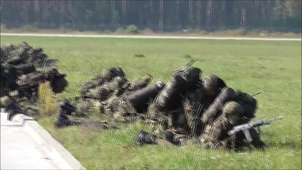 Poland: NATO Dragon 17 drills continue in full swing in northern Poland