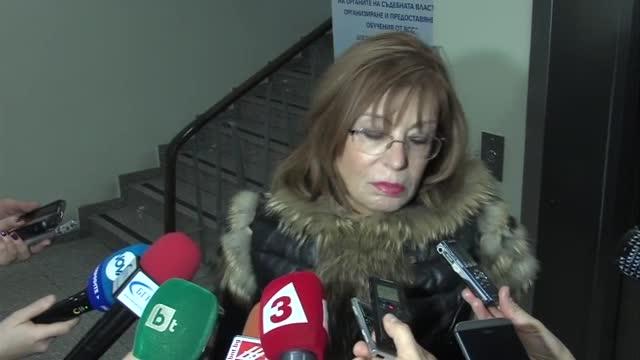 Ченалова: Не съм единственият съдия, на когото са му давани инструкции