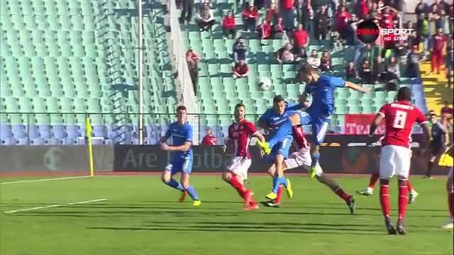 Яблонски донесе пълен обрат за Левски срещу ЦСКА