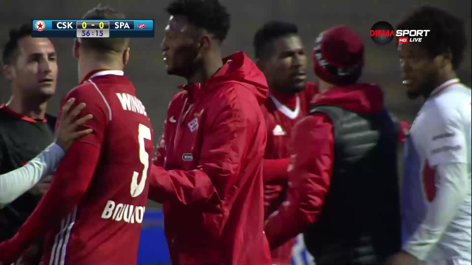 ЦСКА - Спартак Москва 0:0 /репортаж/