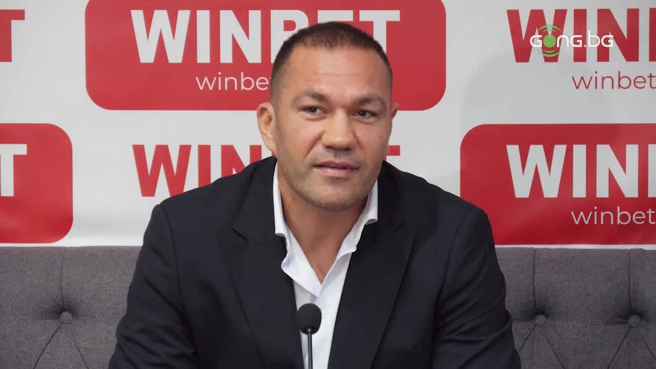 Кубрат Пулев говори преди мегасблъсъка с Антъни Джошуа